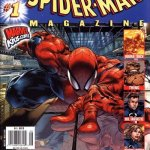 Spider-Man Magazine #1 – 15 (2008-2011)