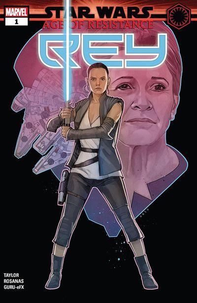 Star Wars – Age Of Resistance – Rey (2019)