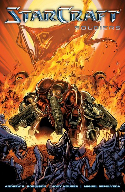 StarCraft Vol. 2 – Soldiers (TPB) (2019)