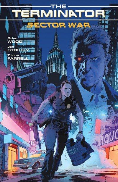 Terminator – Sector War Vol. 1 (TPB) (2019)