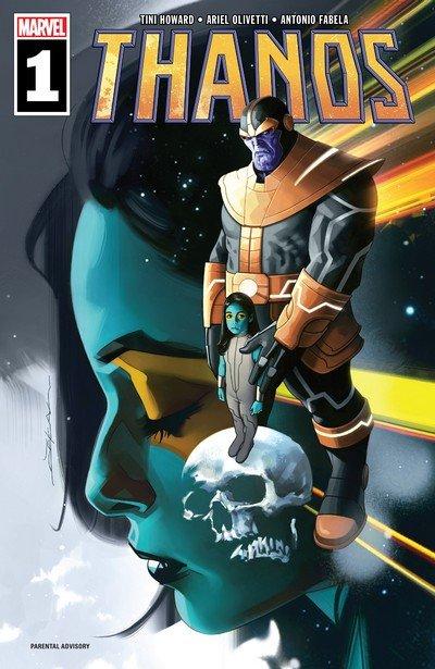 Thanos #1 – 6 (2019)