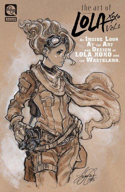 The Art of Lola XOXO Vol. 1 (2016)