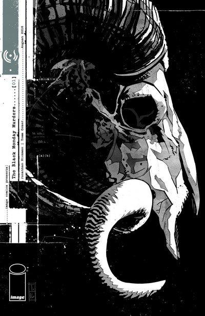 The Black Monday Murders #1 – 8 (2016-2018)