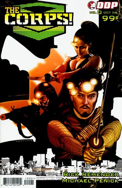The Corps #0 (2008)