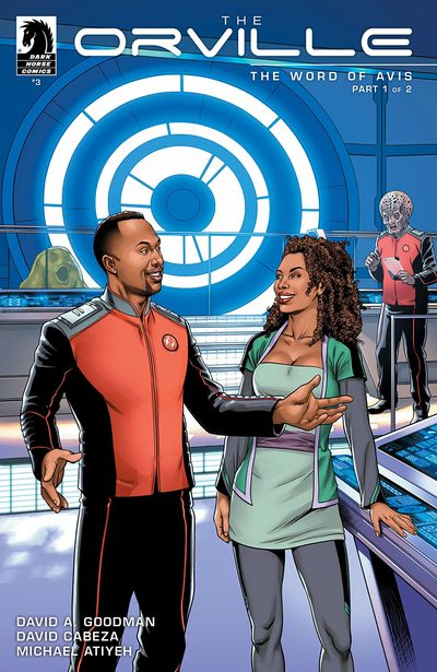 The Orville #3 (2019)
