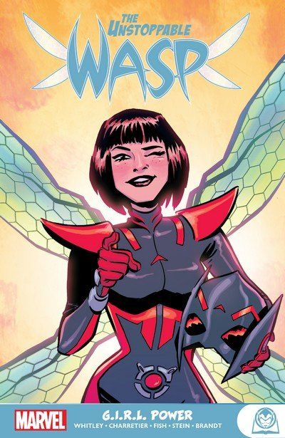 The Unstoppable Wasp – G.I.R.L. Power (TPB) (2019)