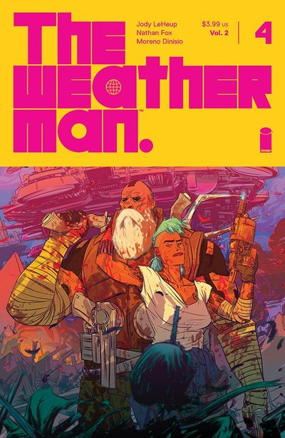 The Weatherman Vol. 2 #4 (2019)