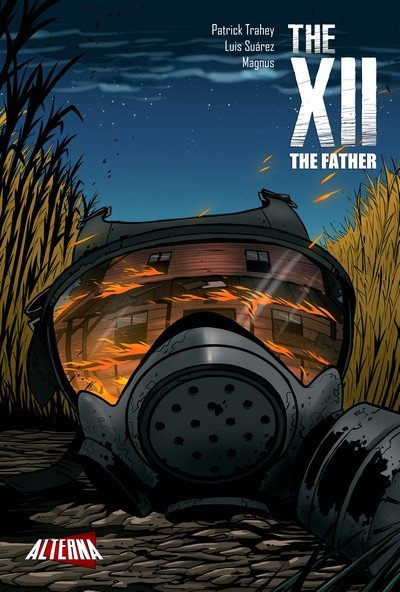 The XII – The Father #1 – 5 (2017)