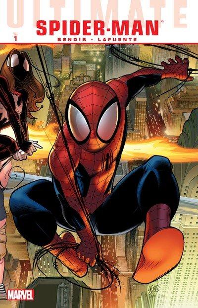 Ultimate Comics Spider-Man Vol. 1 – 4 (TPB) (2010-2012)