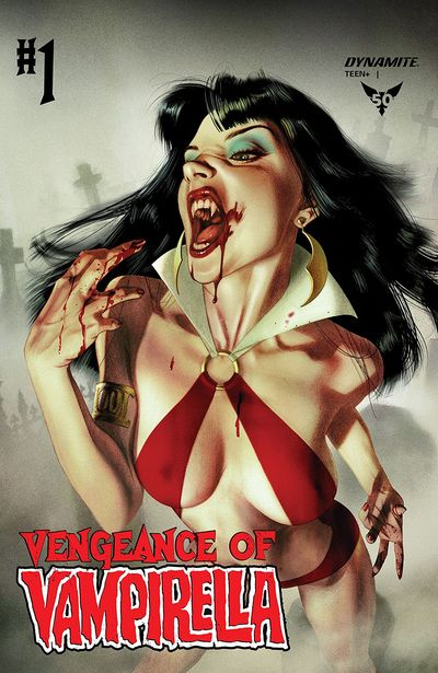 Vengeance Of Vampirella #1 (2019)