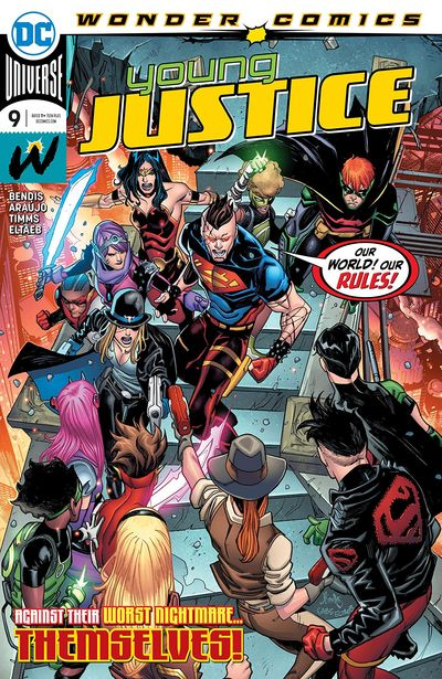 Young Justice #9 (2019)