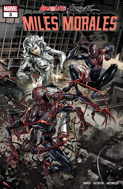Absolute Carnage – Miles Morales #3 (2019)