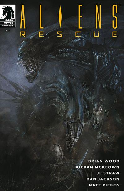 Aliens – Rescue #4 (2019)