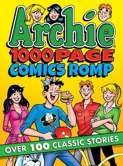Archie 1000 Page Comics Romp (2018)