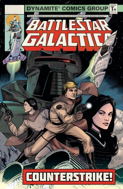 Battlestar Galactica (Classic) – Counterstrike (2019)