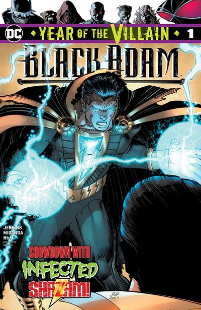 Black Adam – Year Of The Villain #1 (2019)