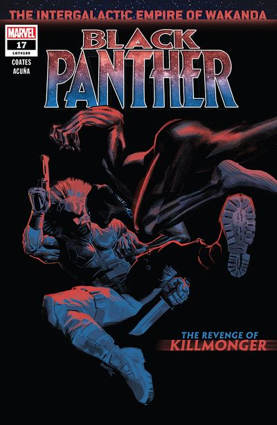 Black Panther #17 (2019)