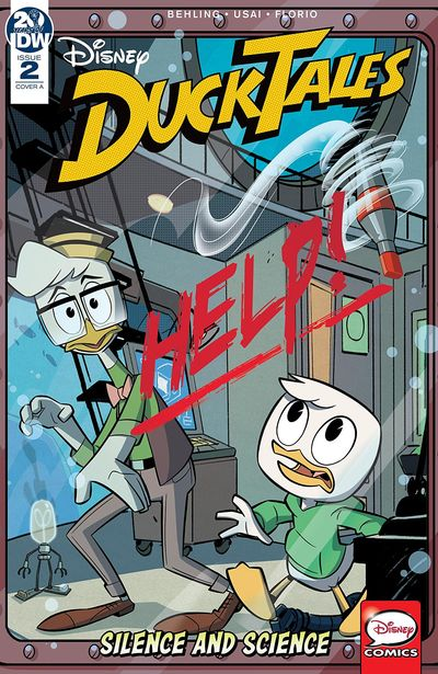 DuckTales – Silence And Science #2 (2019)