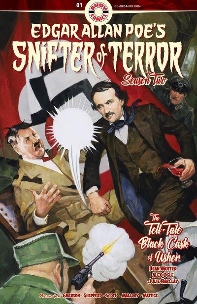 Edgar Allan Poe's Snifter of Terror Season 2 #1 (2019)