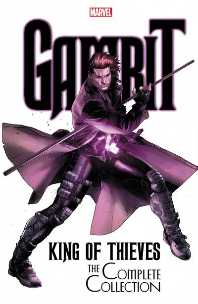 Gambit – King Of Thieves – The Complete Collection (2019)