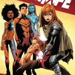 Generation Hope – The Future's A Four-Lettered Word (TPB) (2011)