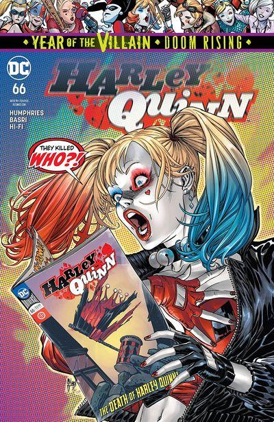 Harley Quinn #66 (2019)