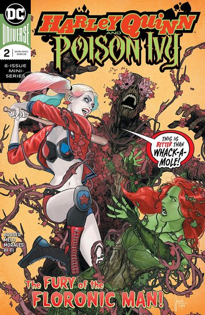 Harley Quinn And Poison Ivy #2 (2019)