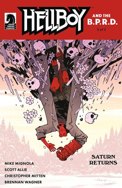 Hellboy And The B.P.R.D. – Saturn Returns #3 (2019)