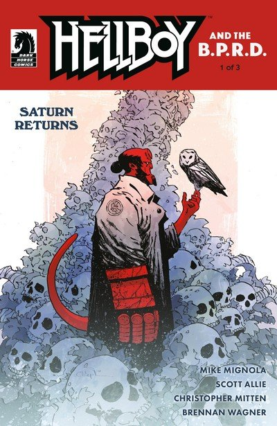 Hellboy and the B.P.R.D. – Saturn Returns #1 – 3 (2019)