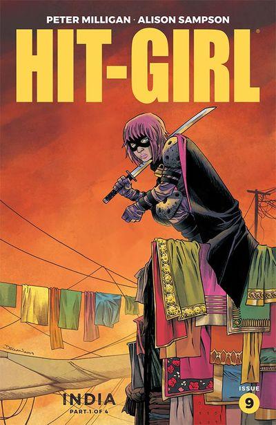 Hit-Girl Season Two #9 (2019)