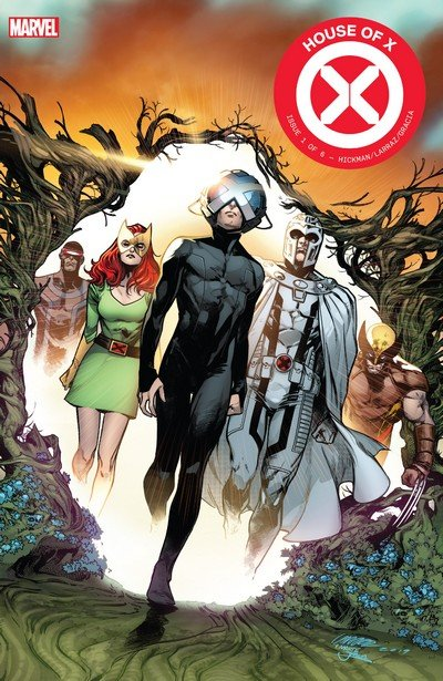 House of X #1 – 6 + Director's Cut (2019)