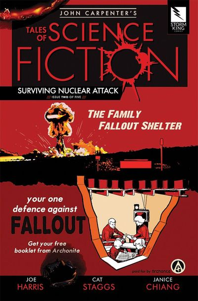 John Carpenter's Tales of Science Fiction – Surviving Nuclear Attack #2 (2019)
