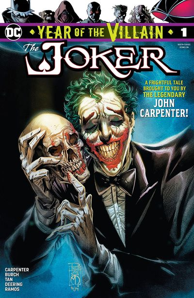 Joker – Year Of The Villain #1 (2019)