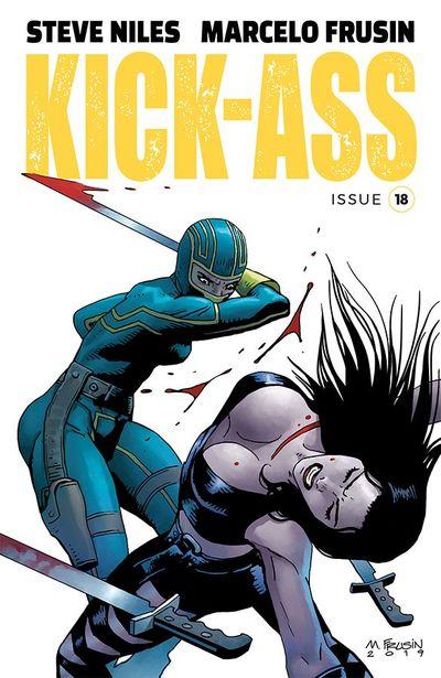 Kick-Ass #18 (2019)