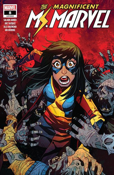 Magnificent Ms. Marvel #8 (2019)