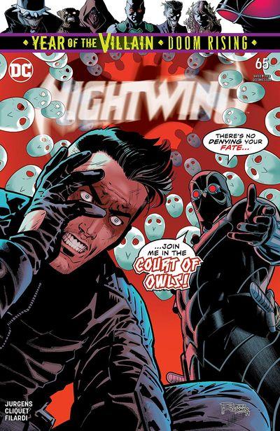 Nightwing #65 (2019)