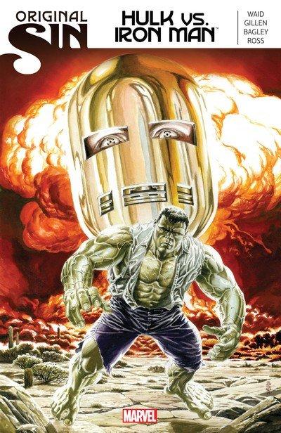 Original Sin – Hulk vs. Iron Man (TPB) (2014)