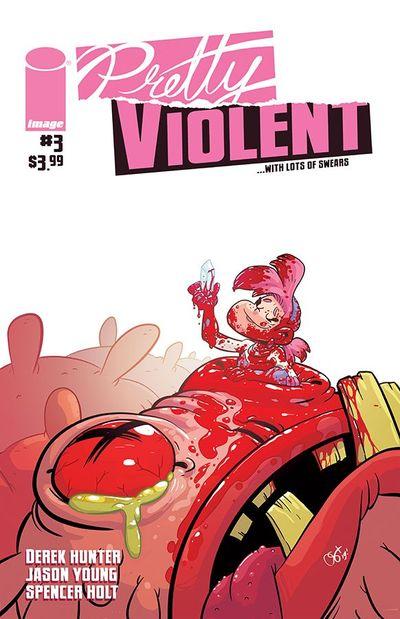 Pretty Violent #3 (2019)