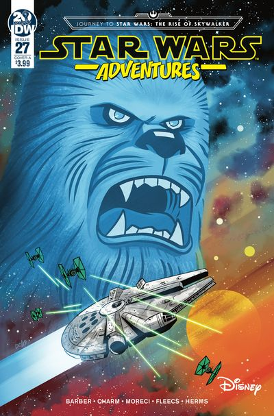 Star Wars Adventures #27 (2019)