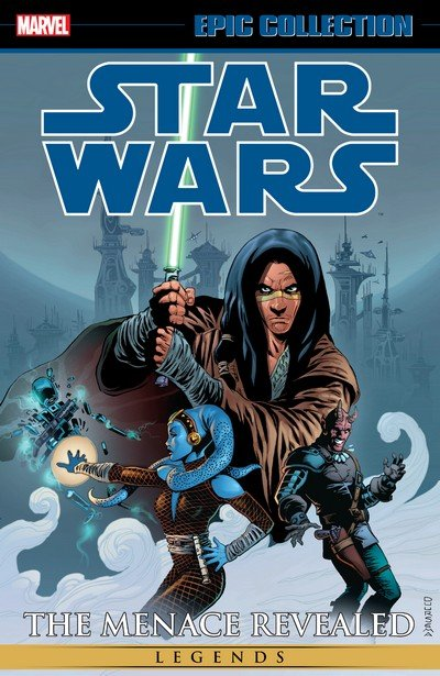 Star Wars Legends Epic Collection – The Menace Revealed Vol. 2 (2019)