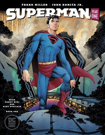 Superman – Year One #1 – 3 (2019)