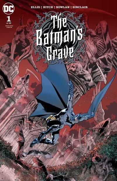 The Batman's Grave #1 (2019)
