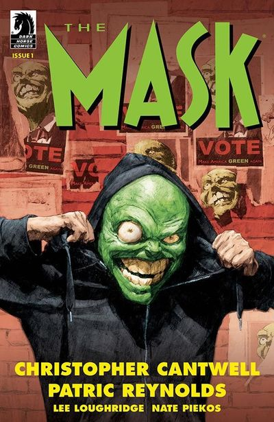 The Mask – I Pledge Allegiance To The Mask #1 (2019)
