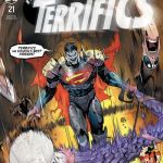 The Terrifics #21 (2019)