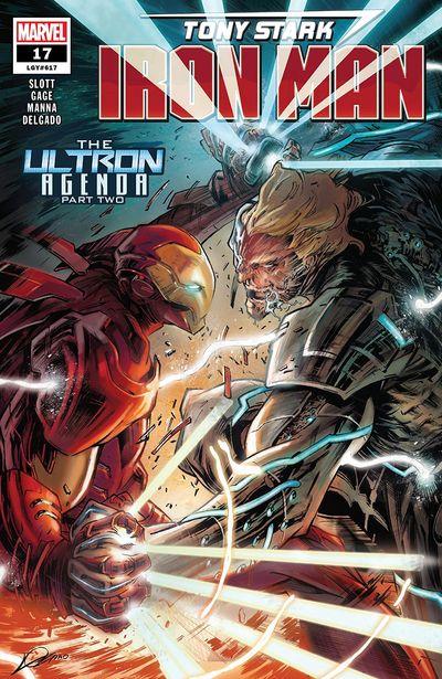 Tony Stark – Iron Man #17 (2019)