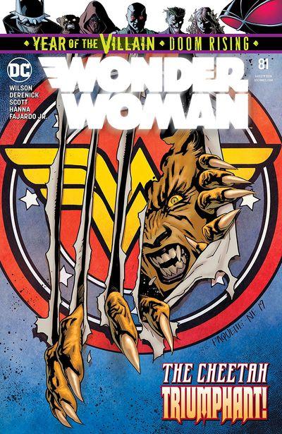 Wonder Woman #81 (2019)