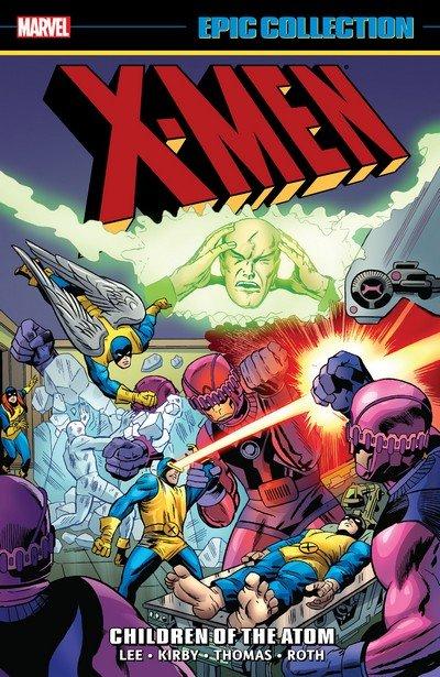 X-Men Epic Collection Vol. 01 – Children Of The Atom (2019)