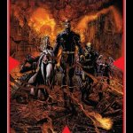 X-Men – Messiah Complex (Story Arc + Extras) (2007-2008)