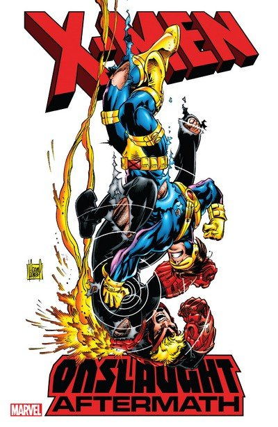X-Men – Onslaught Aftermath (TPB) (2019)