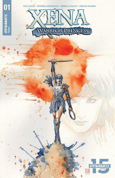 Xena – Warrior Princess Vol. 3 #1 – 6 (2019)